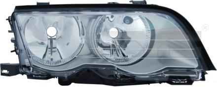 20-0011-11-2 TYC Head Lamp