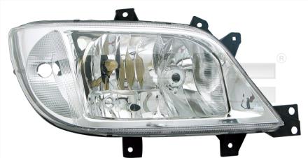 20-0525-05-2 TYC Head Lamp