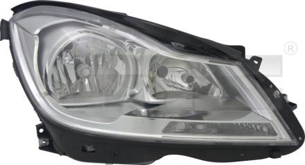 20-12979-05-2 TYC Head Lamp