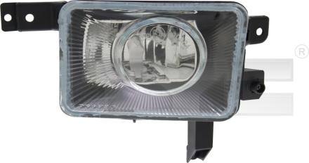 19-11025-05-2 TYC Fog Lamp