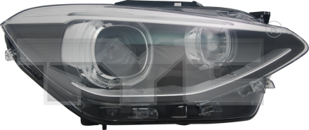 20-14075-06-2 TYC Head Lamp
