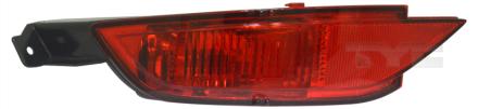 19-0956-01-2 TYC Rear Fog Lamp Unit