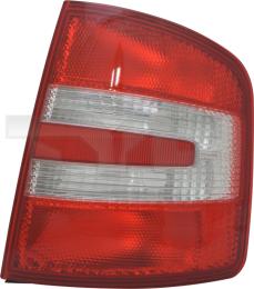 11-12263-01-2 TYC Tail Lamp Unit
