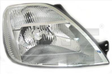 20-0055-05-2 TYC Head Lamp