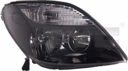20-5973-15-2 TYC Head Lamp