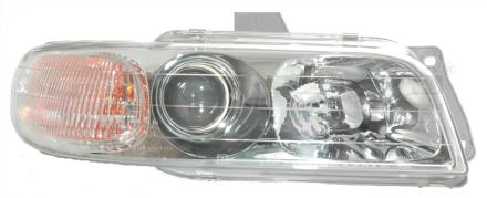 20-6197001 TYC Head Lamp