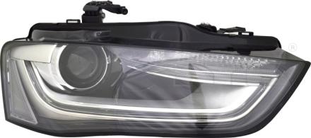 20-14181-06-2 TYC Head Lamp