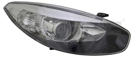 20-12719-05-2 TYC Head Lamp