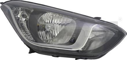 20-14439-05-2 TYC Head Lamp