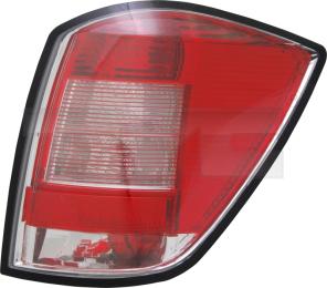 11-0509-11-2 TYC Tail Lamp Unit