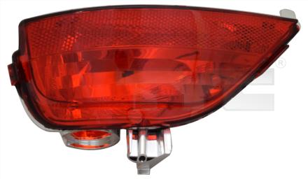 19-12166-01-2 TYC Rear Fog Lamp Unit
