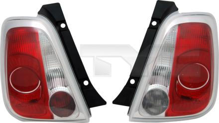 11-11283-01-2 TYC Tail Lamp Unit