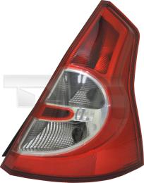 11-11387-01-2 TYC Tail Lamp Unit