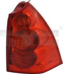 11-11865-01-2 TYC Tail Lamp Unit