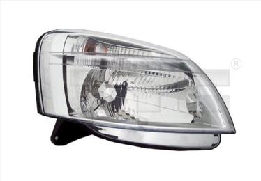 20-0461-05-2 TYC Head Lamp