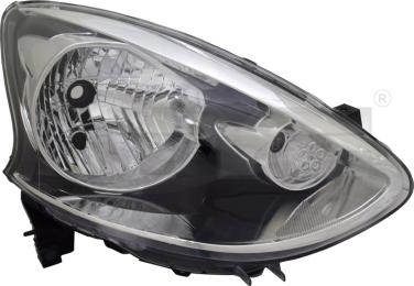 20-14431-05-2 TYC Head Lamp
