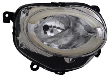 20-15501-06-2 TYC Head Lamp High Beam