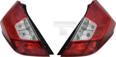 11-14479-06-9 TYC Tail Lamp