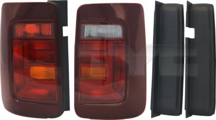 11-12973-21-2 TYC Tail Lamp Unit