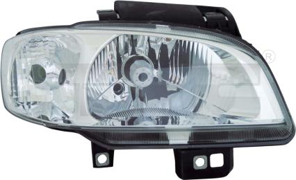 20-5993-05-2 TYC Head Lamp