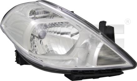 20-12419-05-2 TYC Head Lamp