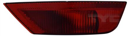 19-14911-01-9 TYC Rear Fog Lamp Unit