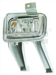 19-5387000 TYC Fog Lamp Assy