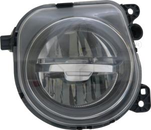 19-12569-00-9 TYC Fog Lamp Assy
