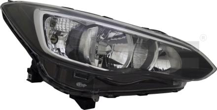 20-16795-05-9 TYC Head Lamp