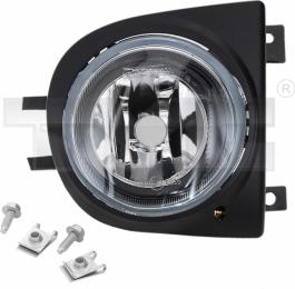 19-0453001 TYC Fog Lamp
