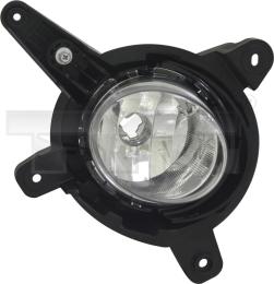 19-14051-01-2 TYC Fog Lamp Unit