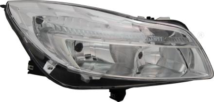 20-11763-00-21 TYC Head Lamp