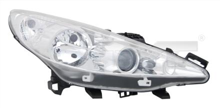 20-1061-05-2 TYC Head Lamp