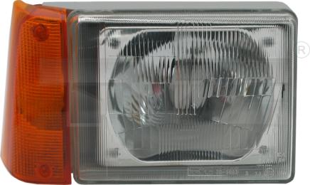 20-6083-25-2 TYC Head Lamp