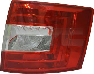 11-12675-01-2 TYC Tail Lamp Unit
