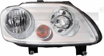 20-0759-00-21 TYC Head Lamp