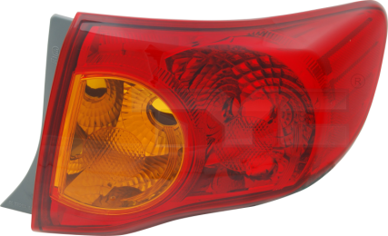 11-11215-01-2 TYC Outer Tail Lamp Unit