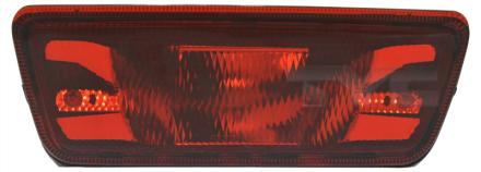 19-12619-01-2 TYC Rear Fog Lamp Unit