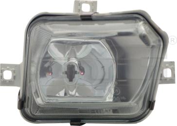 19-14251-05-2 TYC Fog Lamp
