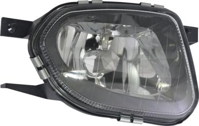 19-0449-11-9 TYC Fog Lamp Unit