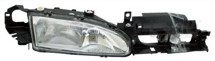 20-3455-05-2 TYC Head Lamp