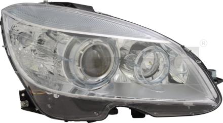20-11253-05-9 TYC Head Lamp