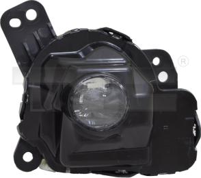 19-6149-00-9 TYC Fog Lamp Assy