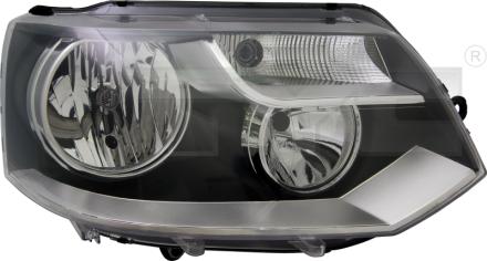 20-12151-00-21 TYC Head Lamp
