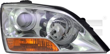 20-12523-05-2 TYC Head Lamp