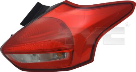 11-12807-16-2 TYC Tail Lamp Unit