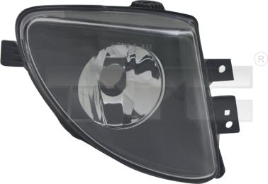 19-12049-01-9 TYC Fog Lamp Unit