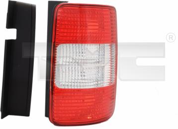 11-0453-10-21 TYC Tail Lamp Assy