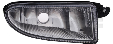 19-5653-01-9 TYC Fog Lamp Unit