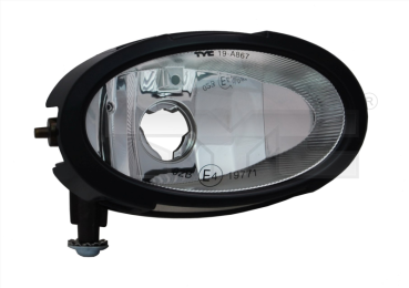 19-0867-01-2 TYC Fog Lamp Unit